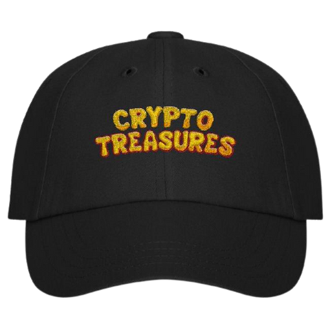 Crypto Treasures Baseball Hat