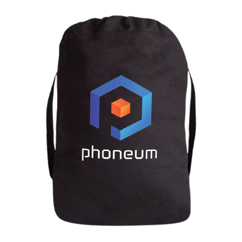 Phoneum Drawstring Backpack
