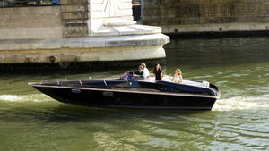 Renault EV Batteries Find 2nd Life In Electric Passenger Boat