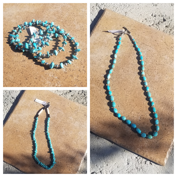 Turquoise Jewelry by David Aaker