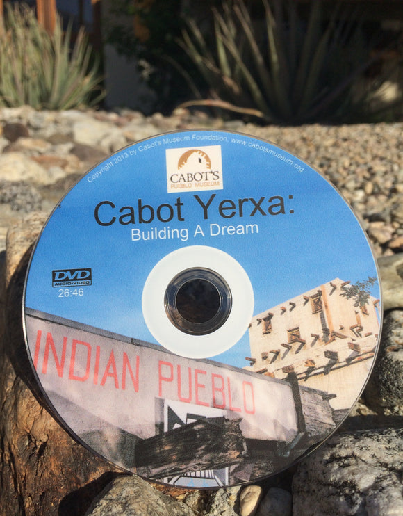 Cabot Yerxa: Building a dream
