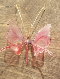 Butterfly by  G'Ton's Acrylic Hanging Ornaments