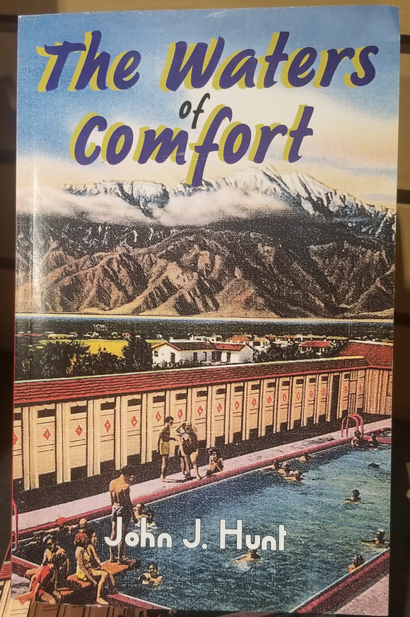 The Waters of Comfort by John Hunt