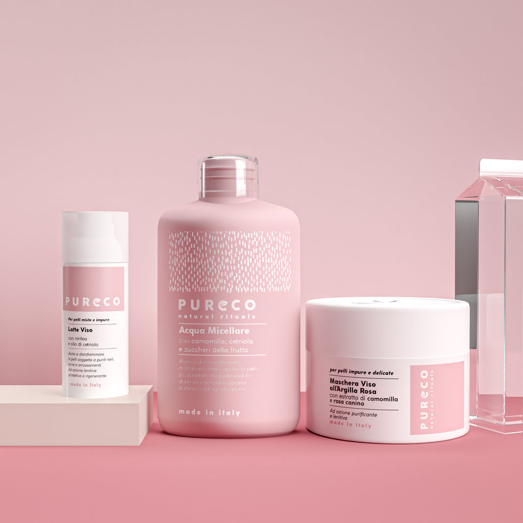 Beauty Routine Pure Kit