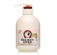 Load image into Gallery viewer, Somang Milk Body Lotion 500ml Moisturizing Nutrition Smoothing Skin K Beauty