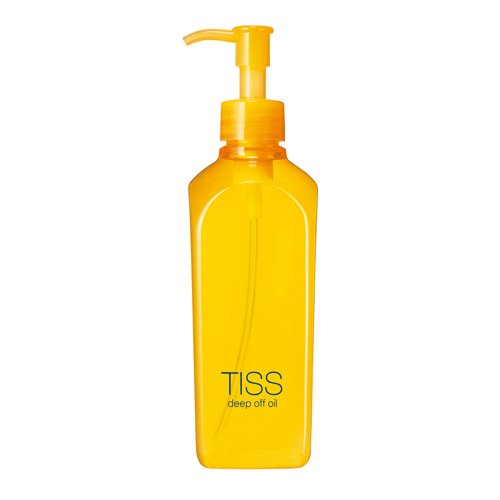Shiseido Tiss Deep Off Makeup Remover Cleansing Oil 230ml
