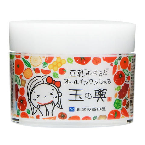 Moritaya Soy Milk Yogurt All-in-one GEL Palanquin Set Jewels 80g With