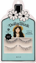 Load image into Gallery viewer, Dolly Wink Koji False Eyelashes #9 Natural Dolly
