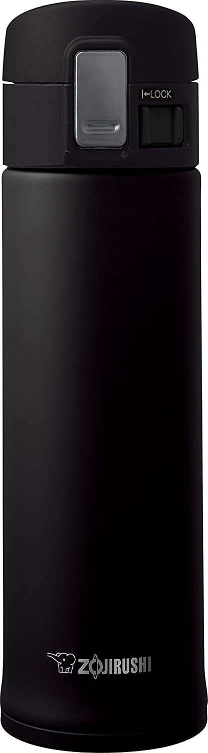Zojirushi Stainless Steel Mug 16 oz. 0.48Litre black