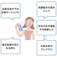 Load image into Gallery viewer, SHISEIDO Hadasui Skin Water Supplment in Dispenser