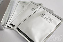 Load image into Gallery viewer, Anjeri Thailand Facial Silver Mask Anti-Aging Skin Exfoliation Pore Minimizing 3pc