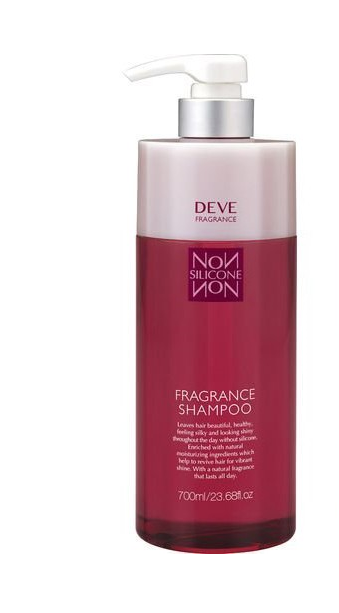 DEVE FRAGRANCE Damage Care Rinse shampoo