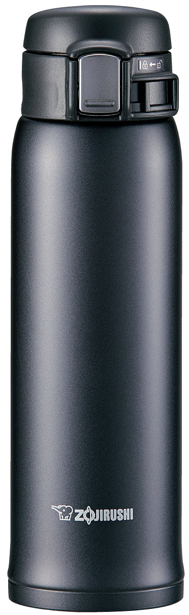 16 oz Slate Gray Flip-Open Lid Vacuum Insulated Stainless Steel Mug (SM-SC48-HM)