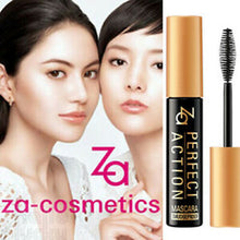 Load image into Gallery viewer, ZA Perfect Action Mascara SmudgeProof 9g