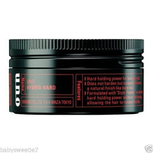 Load image into Gallery viewer, Shiseido uno Hybrid Hard hair Styling Wax Active Natural 80g Japan