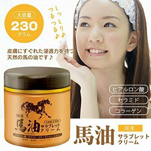 Horse Oil Sarablet Cream (Jar Type)