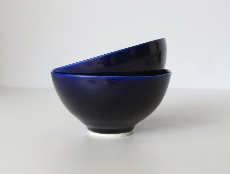 Cereal Bowl in Cobalt Blue