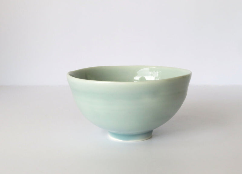 Cereal Bowl in Celadon Blue