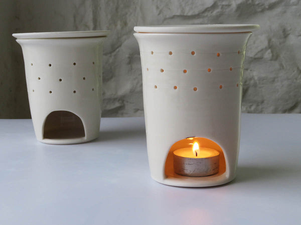 Porcelain Oil Burner