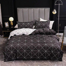 Load image into Gallery viewer, America style comforter bedding set bed cover Queen King nordic duvet cover set Bedclothes Quilt Cover Pillow case Home Textile