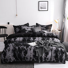 Load image into Gallery viewer, Comforter bedding set 3pcs bed linen set Queen King nordic duvet cover set Quilt Cover Bedclothes Pillow case Home decor Textile