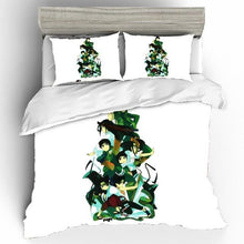 Load image into Gallery viewer, Home Textiles Bed Linen Naruto Bedding Sets Duvet Cover King Size Ropa De Cama Bedding Set Bed Sheets Bed Linen Kid Gift Sabanas