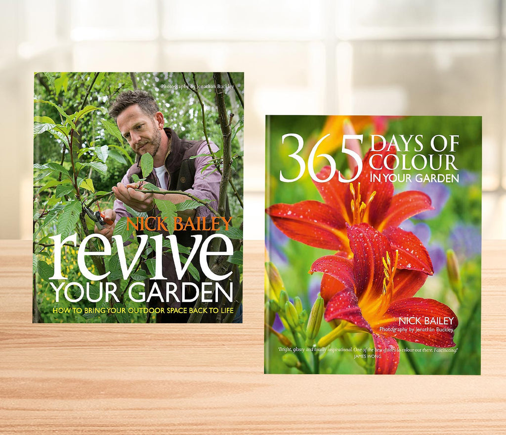 365 DAYS OF COLOUR IN YOUR GARDEN + REVIVE YOUR GARDEN (HG06A)