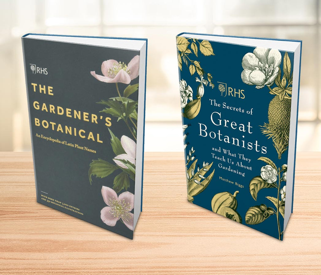 RHS The Secrets of Great Botanists + RHS Gardener's Botanical (HG14A)