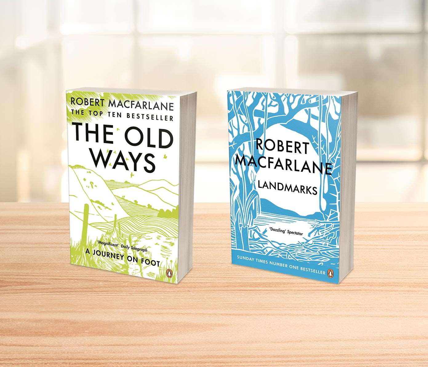 Robert MacFarlane: Landmarks & The Old Ways (SN01A)