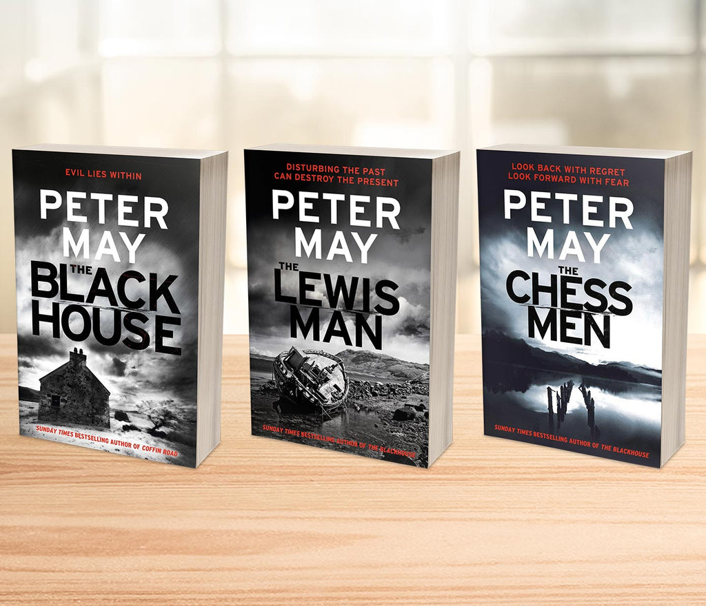 PETER MAY'S LEWIS TRILOGY (MT65A)