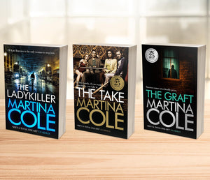 MARTINA COLE LADYKILLERS SET (MT71A)