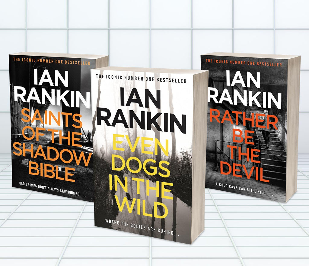 IAN RANKIN - THE LATTER YEARS (MT68A)