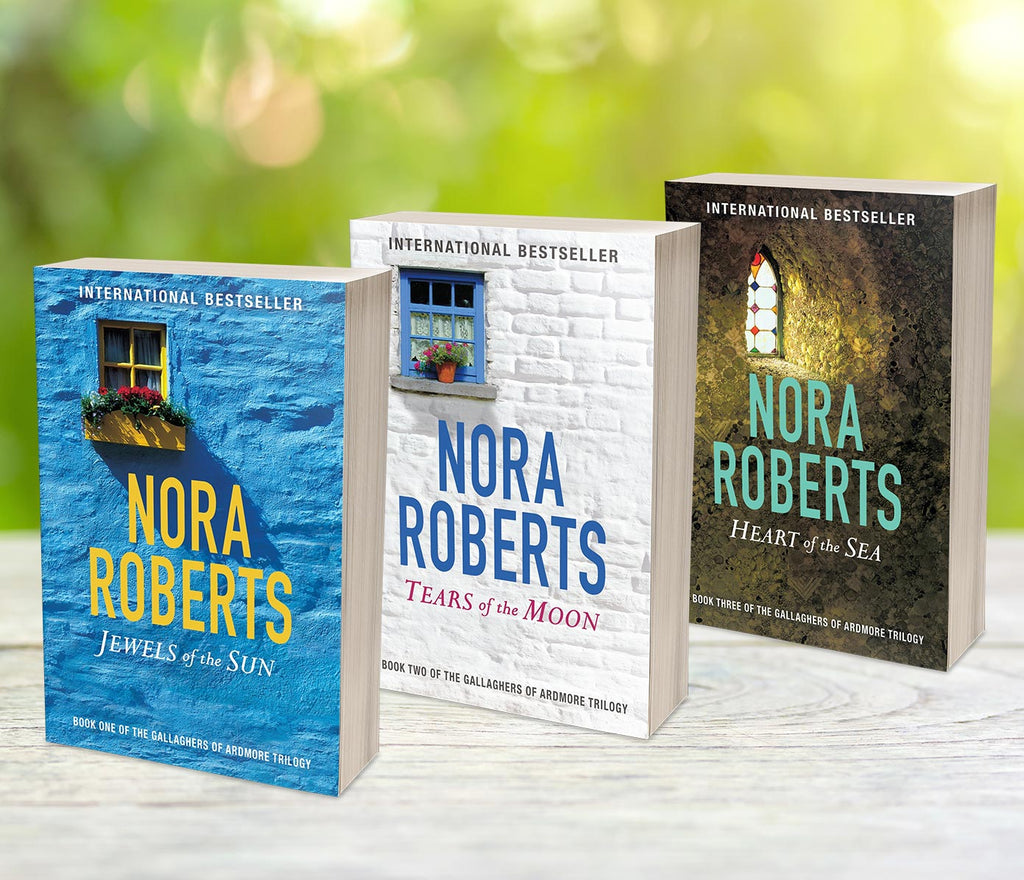 NORA ROBERTS - GALLAGHERS OF ARDMORE (SR06A)