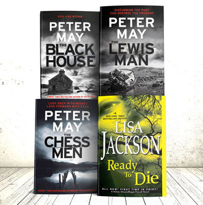 Peter May Lewis Trilogy (DRSMT36C)