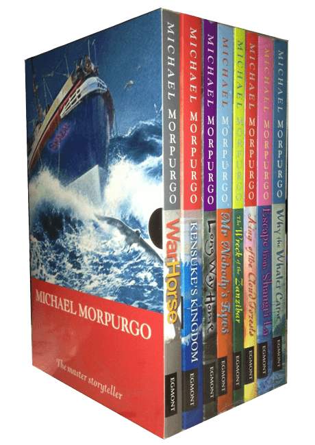 Michael Morpurgo 8 Book Collection