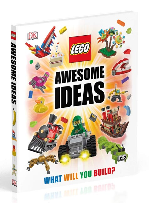 Lego Awesome Ideas: What Will You Build?