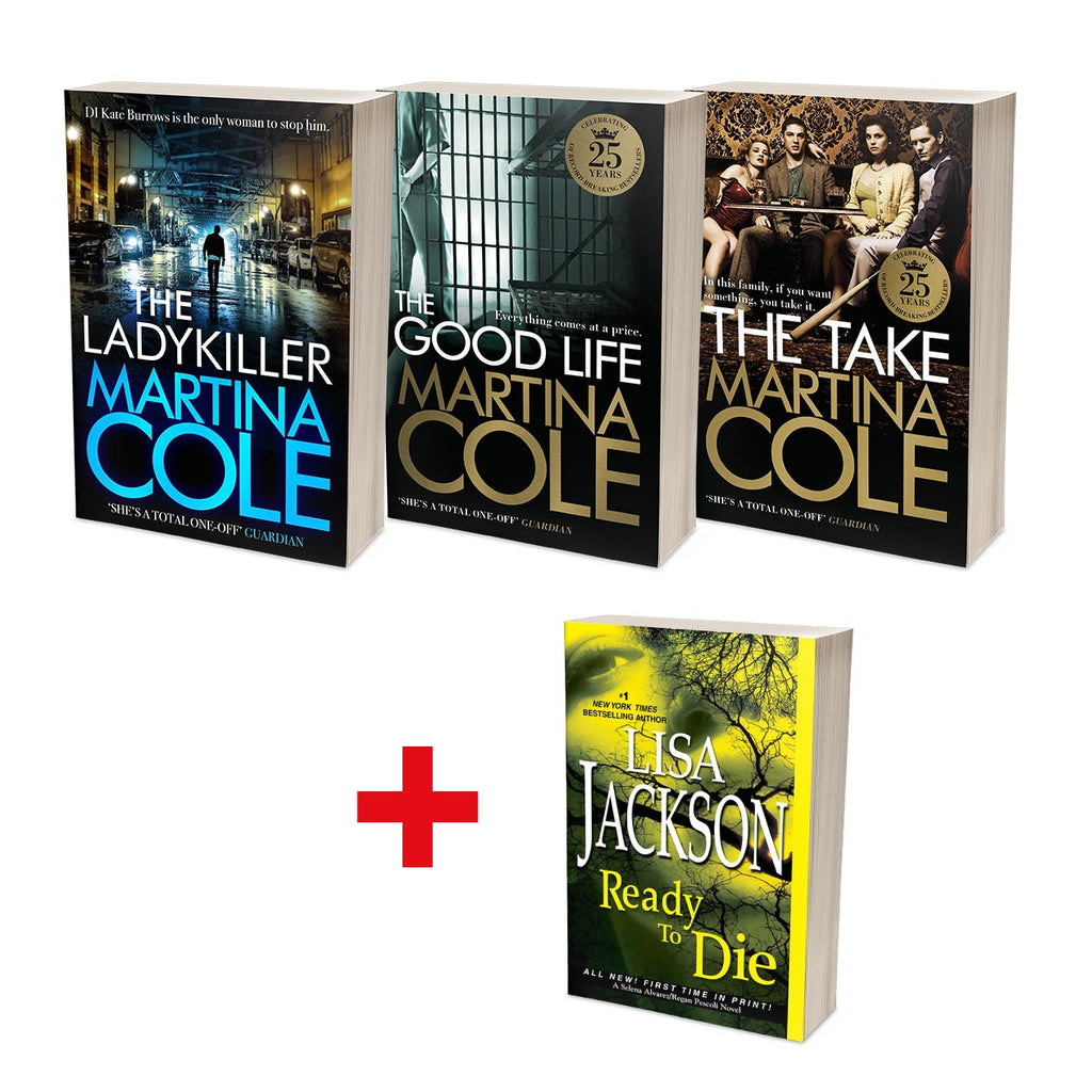 Martina Cole Ladykillers Bundle (MT35F)