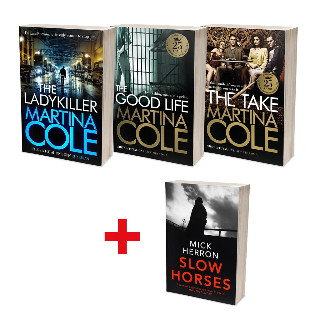 Martina Cole Ladykillers Bundle (MT35G)
