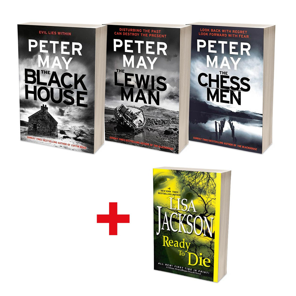 Peter May Lewis Trilogy Bundle (MT36F)