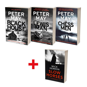 Peter May Lewis Trilogy Bundle (MT36G)