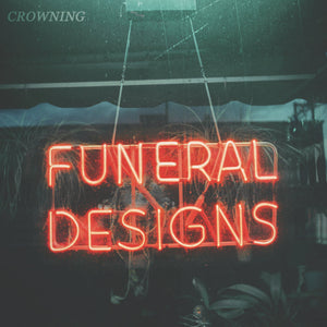 Crowning - Funeral Designs (cassette)