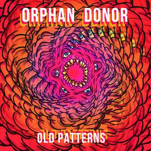 Orphan Donor - Old Patterns (cassette)