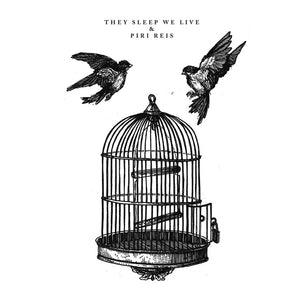 "Piri Reis / They Sleep We Live - Split (5"")"