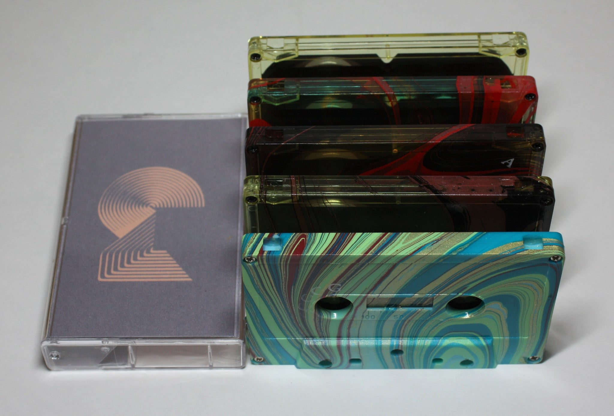 GLASSING - 'Spotted Horse' cassette