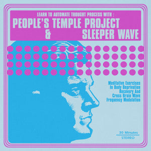 People's Temple Project / Sleeper Wave split 12""