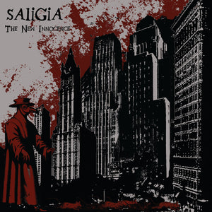 "Saligia - The New Innocence (10"")"
