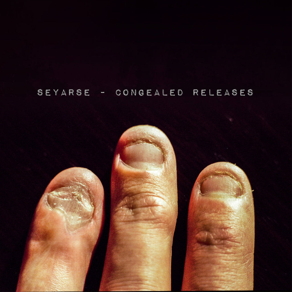 Seyarse - Congealed Releases (cassette)