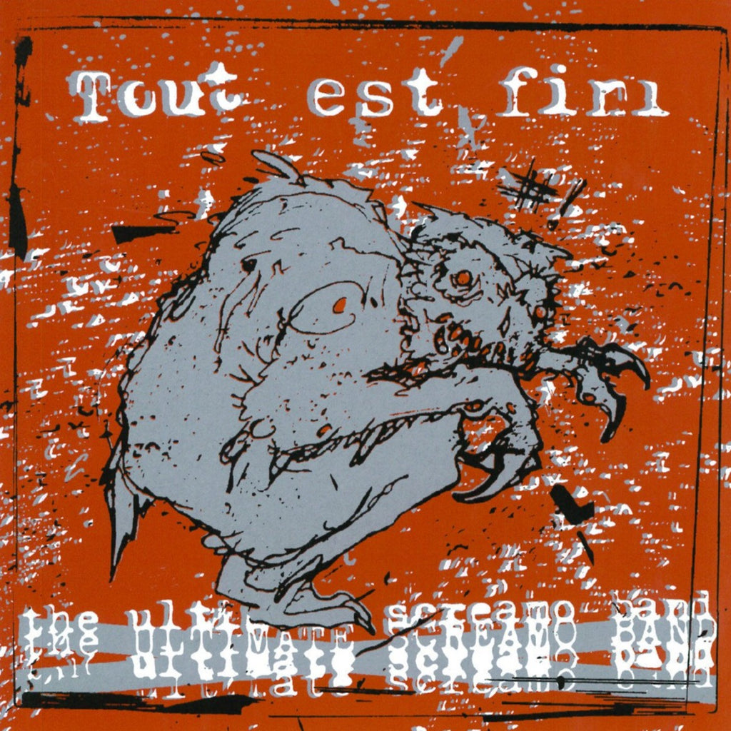 The Ultimate Screamo Band - Tout Est Fini 10""