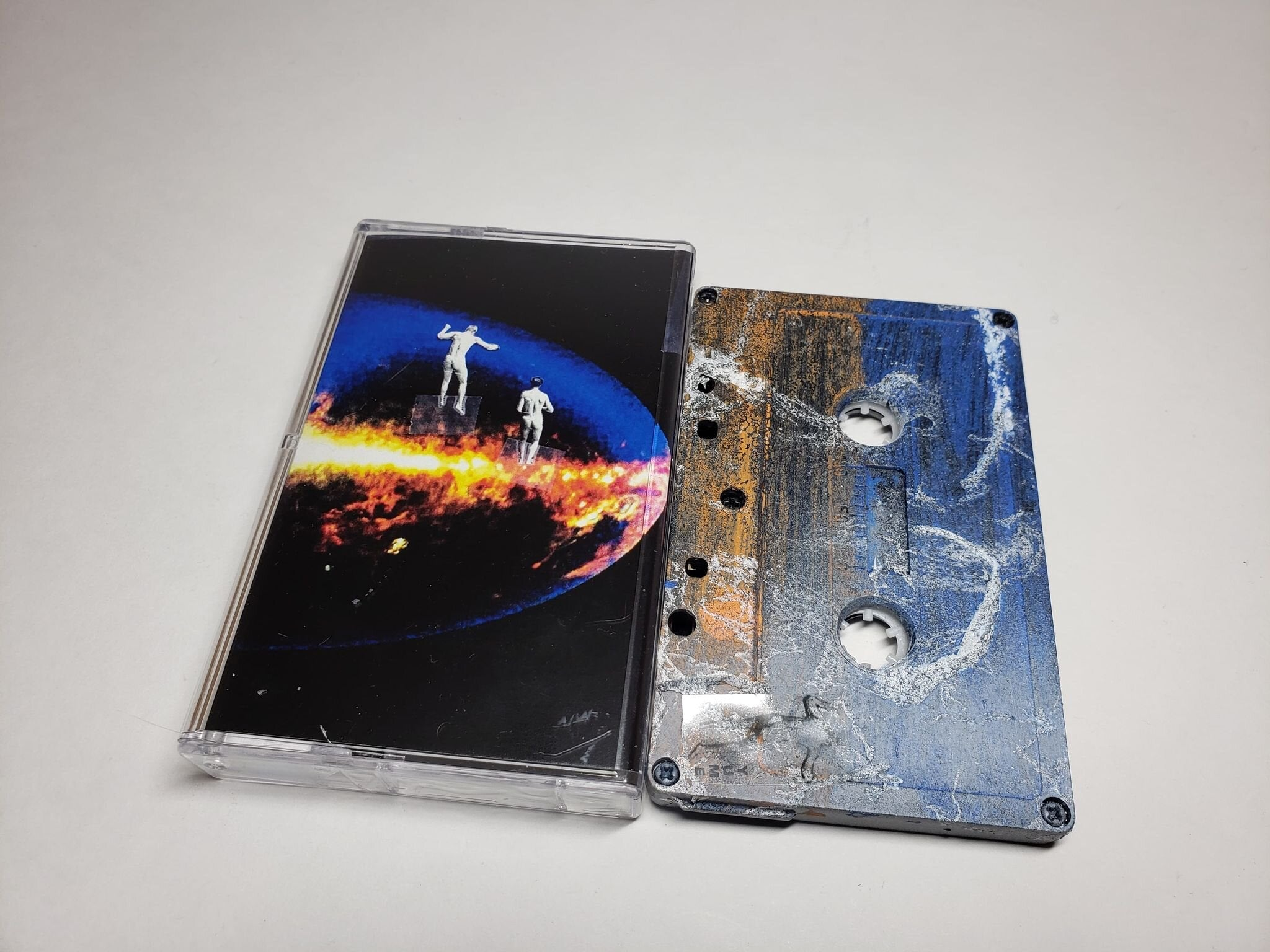 YUME + DEAD FRIEND COLLECTIVE - SPLIT (CASSETTE)