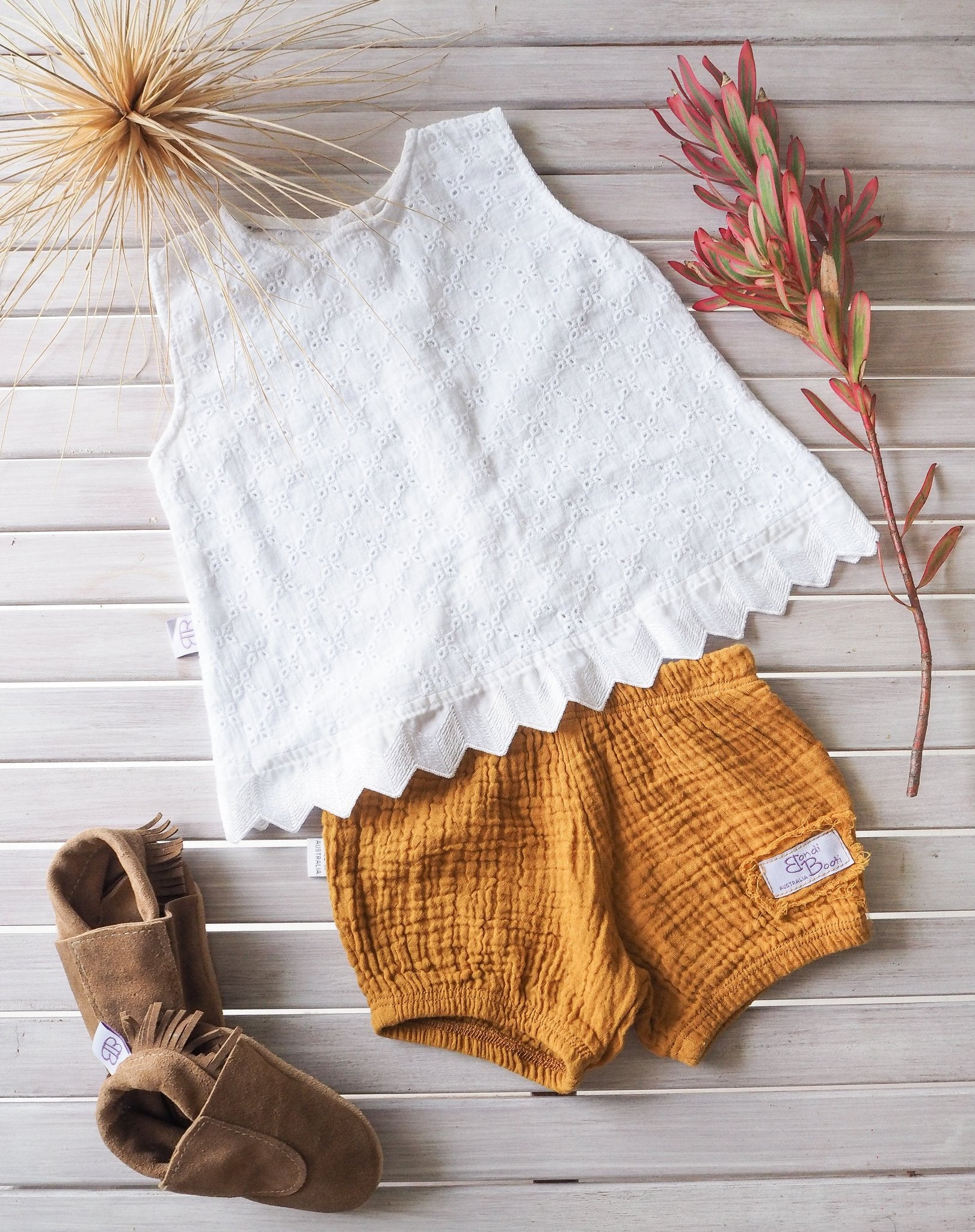 NAPPY COVERS - MUSTARD